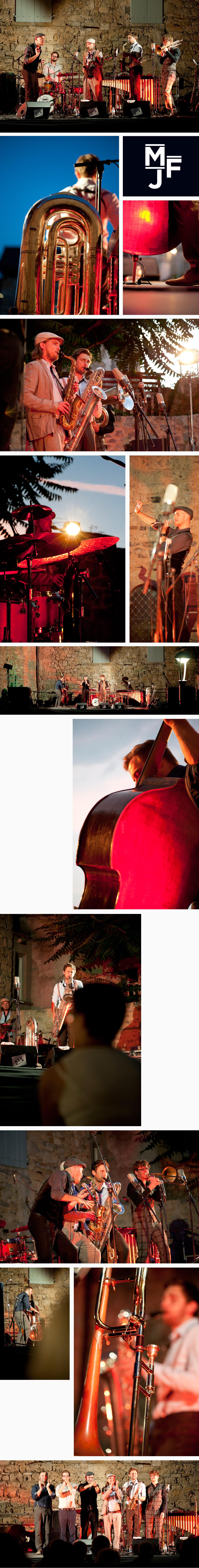 Hildegard Lernt Millau en Jazz