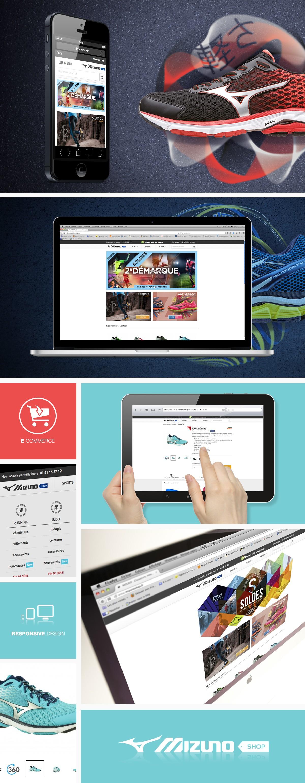 Webmarketing Mizuno France